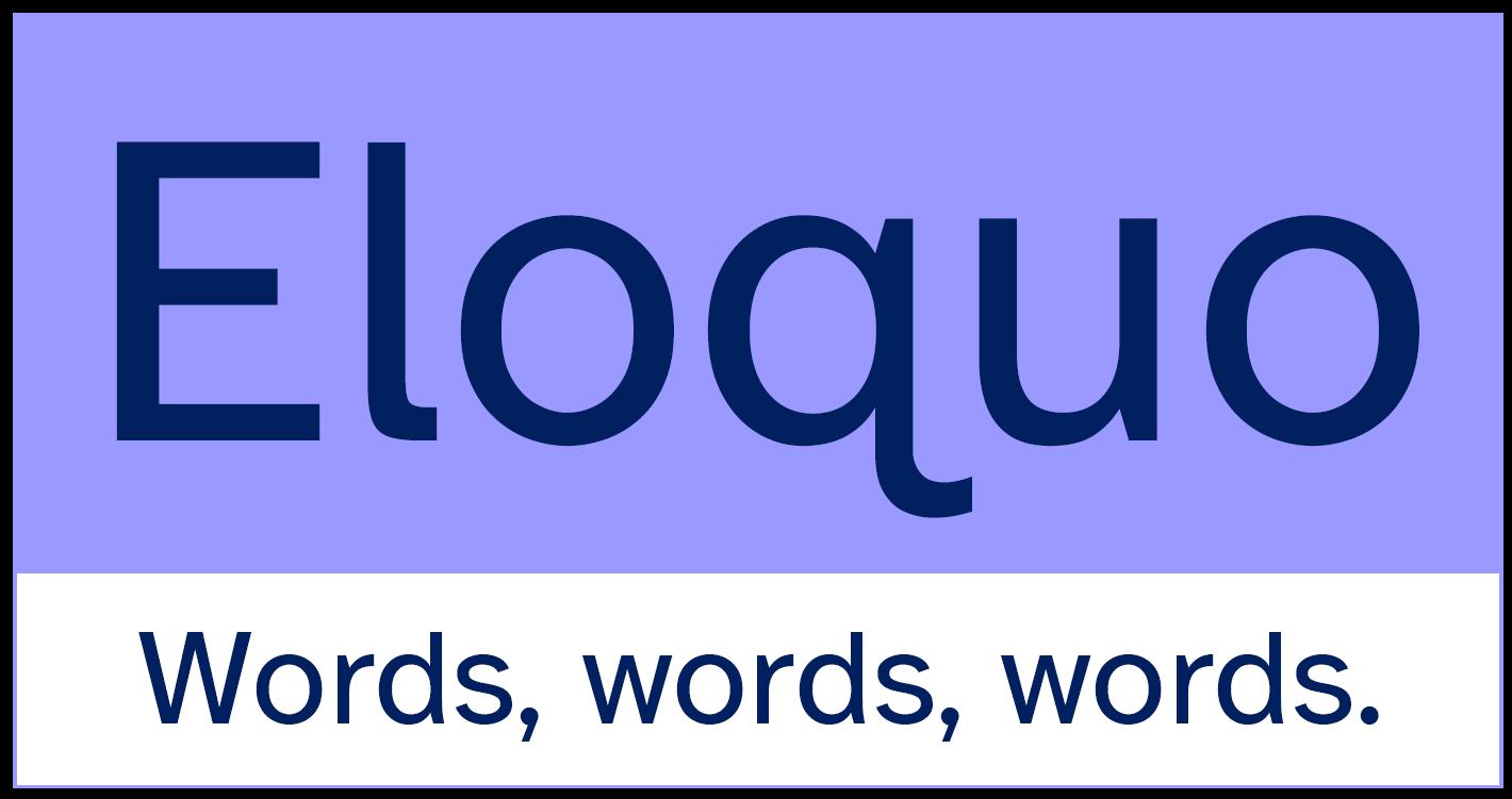 Logo Eloquo